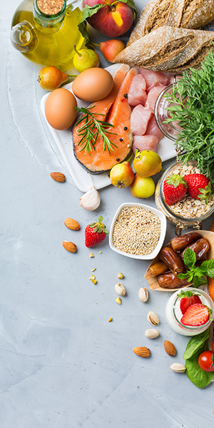 Pain and Nutrition